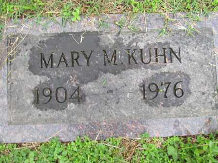 MCGLOUGHLIN KUHN, MARY MARIE - Scioto County, Ohio | MARY MARIE MCGLOUGHLIN KUHN - Ohio Gravestone Photos