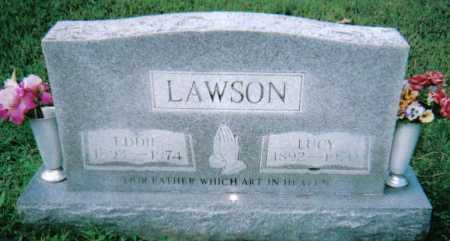 LAWSON, EDDIE - Scioto County, Ohio | EDDIE LAWSON - Ohio Gravestone Photos