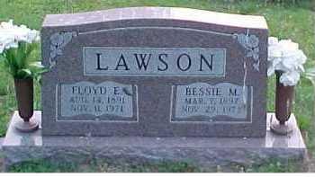 LAWSON, BESSIE M. - Scioto County, Ohio | BESSIE M. LAWSON - Ohio Gravestone Photos