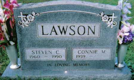 LAWSON, CONNIE M. - Scioto County, Ohio | CONNIE M. LAWSON - Ohio Gravestone Photos