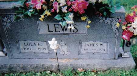 LEWIS, LULA F. - Scioto County, Ohio | LULA F. LEWIS - Ohio Gravestone Photos