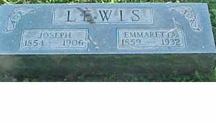 LEWIS, JOSEPH - Scioto County, Ohio | JOSEPH LEWIS - Ohio Gravestone Photos