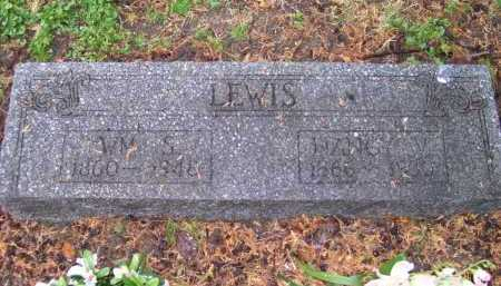 LEWIS, WM. S. - Scioto County, Ohio | WM. S. LEWIS - Ohio Gravestone Photos