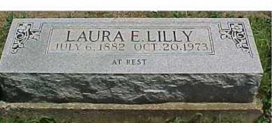 LILLY, LAURA E. - Scioto County, Ohio | LAURA E. LILLY - Ohio Gravestone Photos