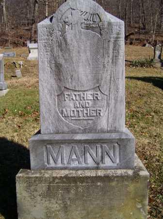 MANN, UNKNOWN - Scioto County, Ohio | UNKNOWN MANN - Ohio Gravestone Photos