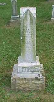 NARJOZ, JEAN B. - Scioto County, Ohio | JEAN B. NARJOZ - Ohio Gravestone Photos