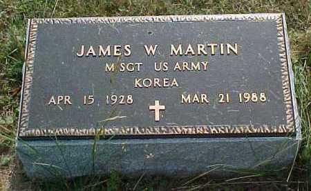 MARTIN, JAMES W. - Scioto County, Ohio   JAMES W. MARTIN - Ohio Gravestone Photos