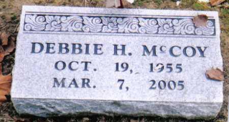 MCCOY, DEBBIE H. - Scioto County, Ohio   DEBBIE H. MCCOY - Ohio Gravestone Photos