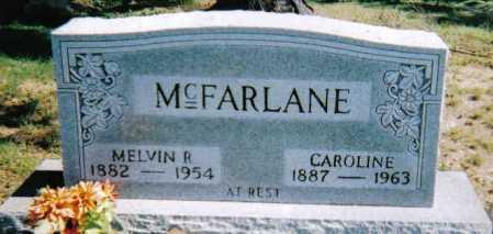 MCFARLANE, CAROLINE - Scioto County, Ohio | CAROLINE MCFARLANE - Ohio Gravestone Photos