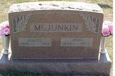 MCJUNKIN, JOHN - Scioto County, Ohio | JOHN MCJUNKIN - Ohio Gravestone Photos