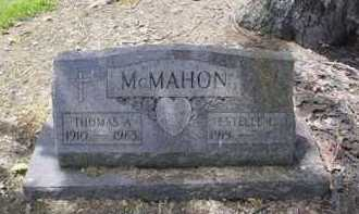 MCMAHON, THOMAS A. - Scioto County, Ohio | THOMAS A. MCMAHON - Ohio Gravestone Photos
