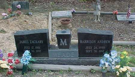 MEADE, JAMES ZACKARY - Scioto County, Ohio | JAMES ZACKARY MEADE - Ohio Gravestone Photos