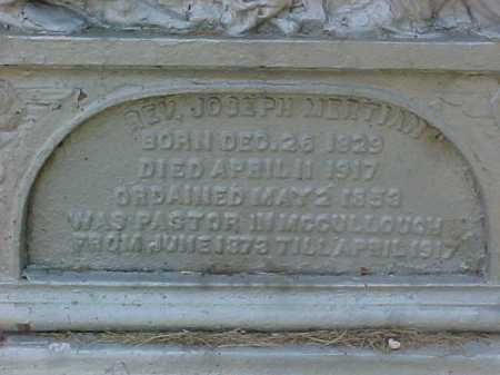 MERTIAN, JOSEPH - Scioto County, Ohio | JOSEPH MERTIAN - Ohio Gravestone Photos