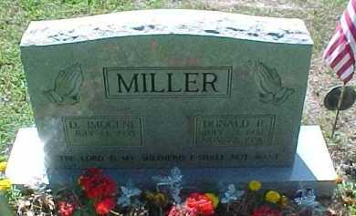 MILLER, D. IMOGENE - Scioto County, Ohio   D. IMOGENE MILLER - Ohio Gravestone Photos