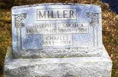 MILLER, SARAH A. - Scioto County, Ohio   SARAH A. MILLER - Ohio Gravestone Photos