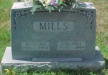 MILLS, VIRGINIA - Scioto County, Ohio | VIRGINIA MILLS - Ohio Gravestone Photos