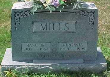 MILLS, VIRGINIA - Scioto County, Ohio   VIRGINIA MILLS - Ohio Gravestone Photos