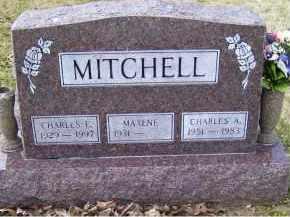MITCHELL, MAXENE - Scioto County, Ohio | MAXENE MITCHELL - Ohio Gravestone Photos
