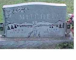 MITCHELL, EASTER - Scioto County, Ohio | EASTER MITCHELL - Ohio Gravestone Photos