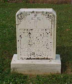 MONTAVON, KATHERINE - Scioto County, Ohio | KATHERINE MONTAVON - Ohio Gravestone Photos