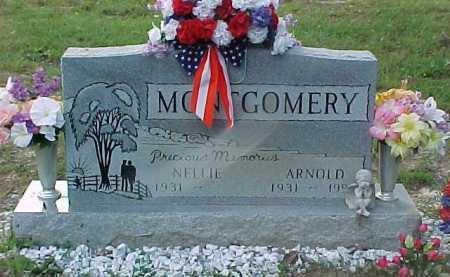 MONTGOMERY, NELLIE - Scioto County, Ohio   NELLIE MONTGOMERY - Ohio Gravestone Photos