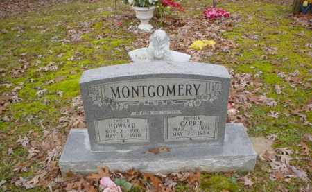MONTGOMERY, HOWARD - Scioto County, Ohio | HOWARD MONTGOMERY - Ohio Gravestone Photos