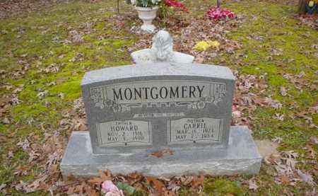 MONTGOMERY, HOWARD - Scioto County, Ohio | HOWARD MONTGOMERY - Ohio Gravestone Photos
