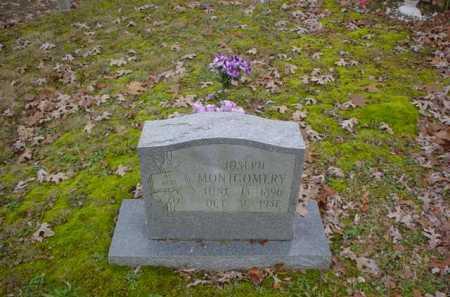 MONTGOMERY, JOSEPH - Scioto County, Ohio | JOSEPH MONTGOMERY - Ohio Gravestone Photos