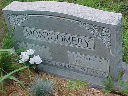 MONTGOMERY, BARBARA A. - Scioto County, Ohio | BARBARA A. MONTGOMERY - Ohio Gravestone Photos