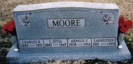 MOORE, ARNOLD Y. - Scioto County, Ohio | ARNOLD Y. MOORE - Ohio Gravestone Photos