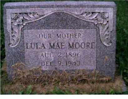MOORE, LULA MAE - Scioto County, Ohio   LULA MAE MOORE - Ohio Gravestone Photos