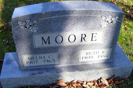 MOORE, RUTH R. - Scioto County, Ohio | RUTH R. MOORE - Ohio Gravestone Photos