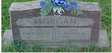 MORGAN, HAZEL M. - Scioto County, Ohio   HAZEL M. MORGAN - Ohio Gravestone Photos