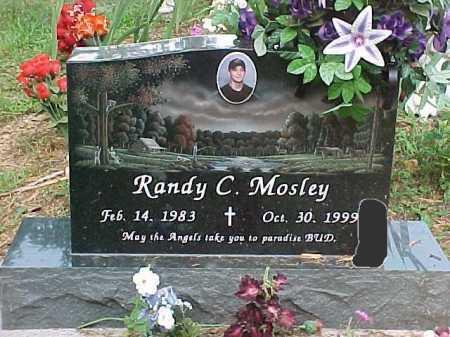 MOSLEY, RANDY C. - Scioto County, Ohio | RANDY C. MOSLEY - Ohio Gravestone Photos