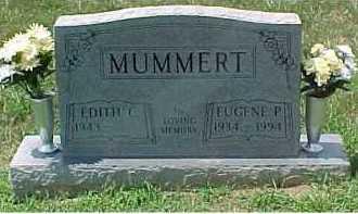 MUMMERT, EUGENE P. - Scioto County, Ohio | EUGENE P. MUMMERT - Ohio Gravestone Photos