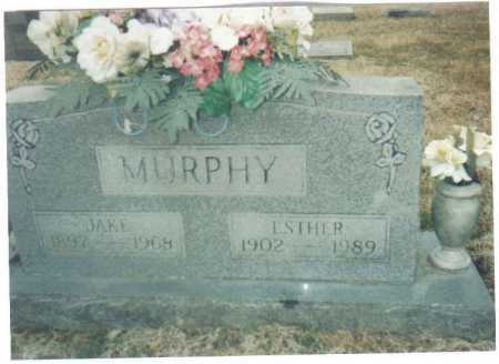 MURPHY, ESTHER - Scioto County, Ohio | ESTHER MURPHY - Ohio Gravestone Photos