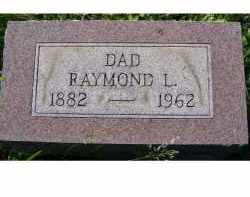 MUSTARD, RAYMOND L. - Scioto County, Ohio   RAYMOND L. MUSTARD - Ohio Gravestone Photos