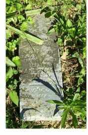 MUSTARD, UNKNOWN - Scioto County, Ohio   UNKNOWN MUSTARD - Ohio Gravestone Photos
