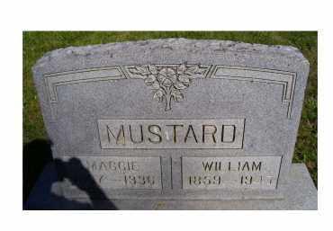 MUSTARD, WILLIAM - Scioto County, Ohio | WILLIAM MUSTARD - Ohio Gravestone Photos
