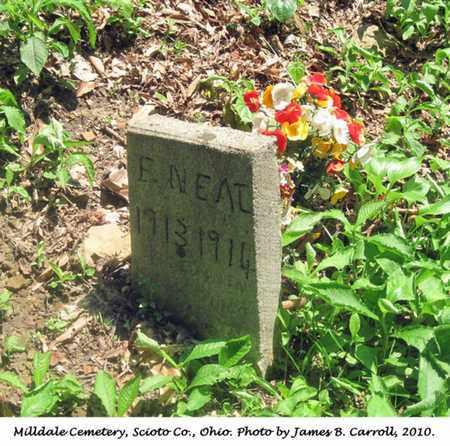 NEAL, FLOYD - Scioto County, Ohio | FLOYD NEAL - Ohio Gravestone Photos