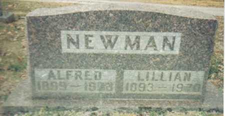 NEWMAN, LILLIAN - Scioto County, Ohio | LILLIAN NEWMAN - Ohio Gravestone Photos