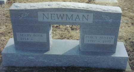 NEWMAN, PERCY AUSTIN - Scioto County, Ohio | PERCY AUSTIN NEWMAN - Ohio Gravestone Photos