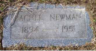 NEWMAN, RACHEL - Scioto County, Ohio | RACHEL NEWMAN - Ohio Gravestone Photos