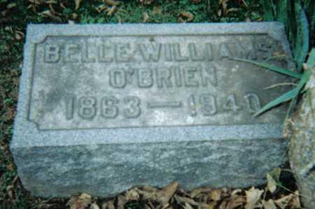 O'BRIEN, BELLE - Scioto County, Ohio   BELLE O'BRIEN - Ohio Gravestone Photos
