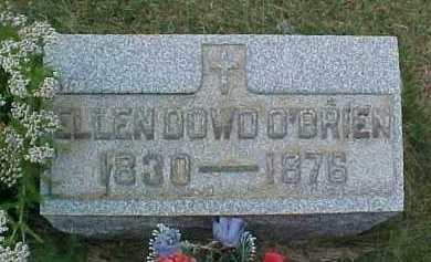 O'BRIEN, ELLEN - Scioto County, Ohio | ELLEN O'BRIEN - Ohio Gravestone Photos