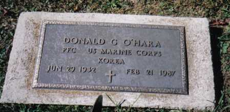 O'HARA, DONALD C. - Scioto County, Ohio | DONALD C. O'HARA - Ohio Gravestone Photos
