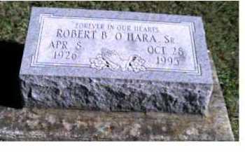 O'HARA, ROBERT B. SR. - Scioto County, Ohio | ROBERT B. SR. O'HARA - Ohio Gravestone Photos