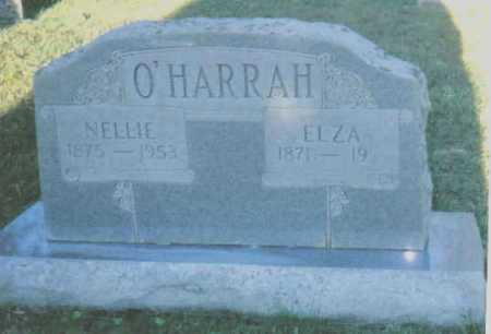 O'HARRAH, NELLIE - Scioto County, Ohio | NELLIE O'HARRAH - Ohio Gravestone Photos