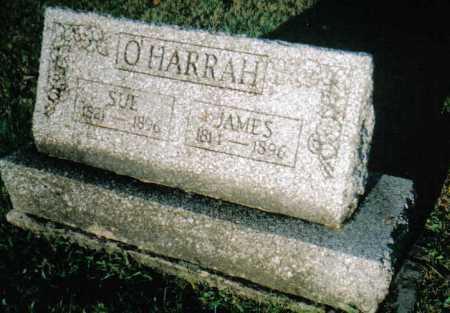 O'HARRAH, JAMES - Scioto County, Ohio | JAMES O'HARRAH - Ohio Gravestone Photos