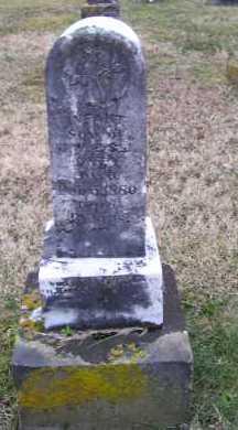 ONEY, INFANT - Scioto County, Ohio   INFANT ONEY - Ohio Gravestone Photos